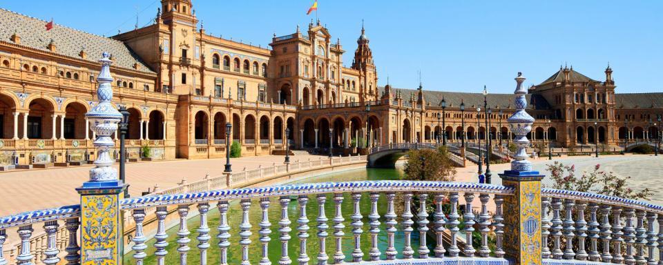 Hotel Palacio Alcazar Siviglia
