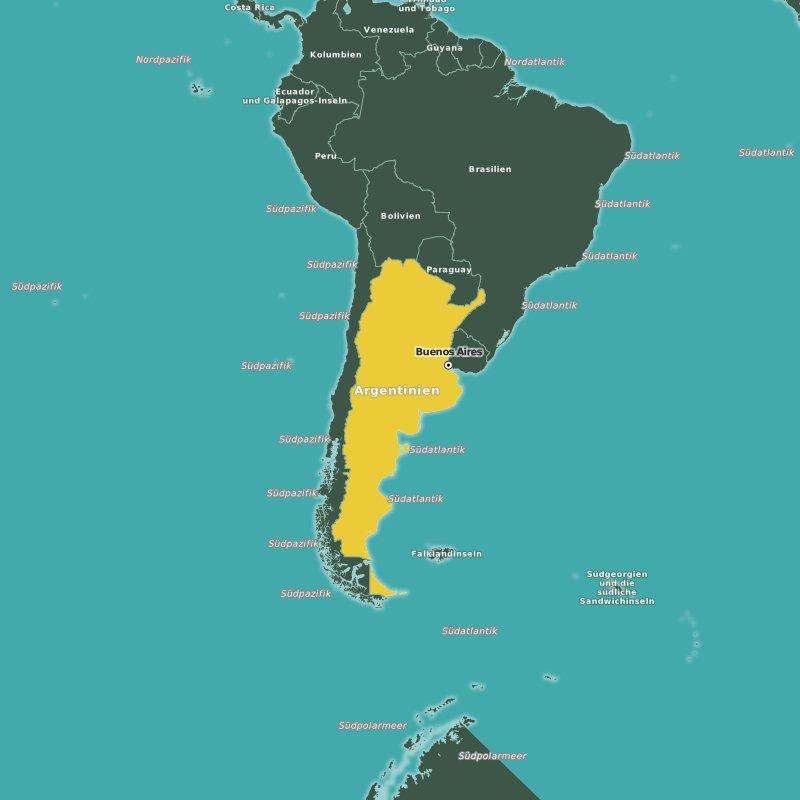 argentinien wetter