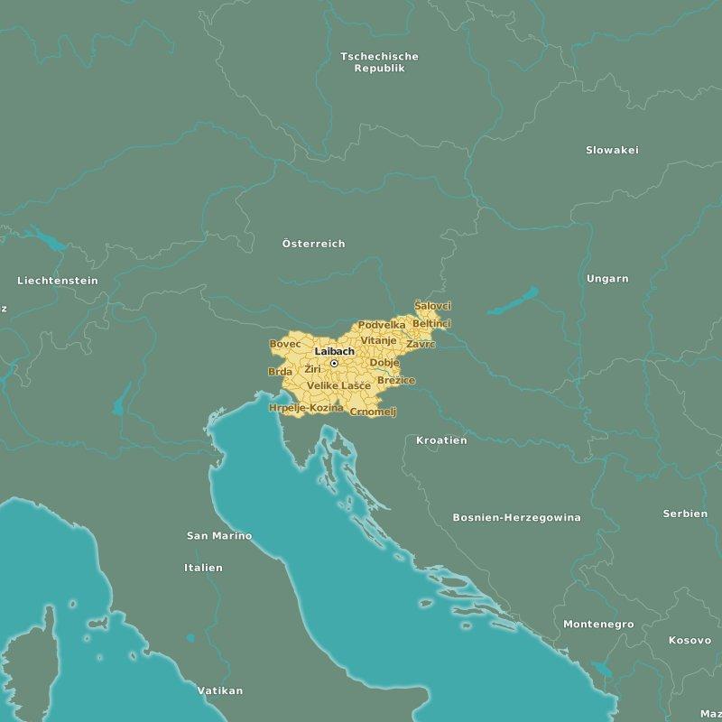 wetter slowenien