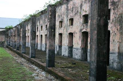 Französisch Guyana Strafkolonie